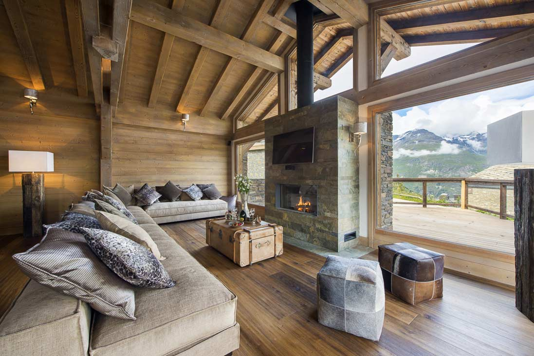 Own your dream Alpine chalet