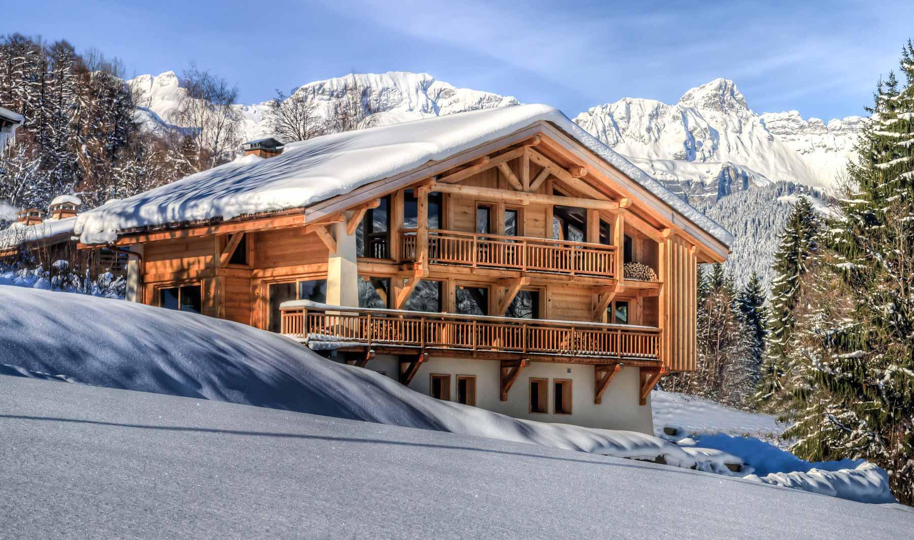 Luxury Ski Property for sale