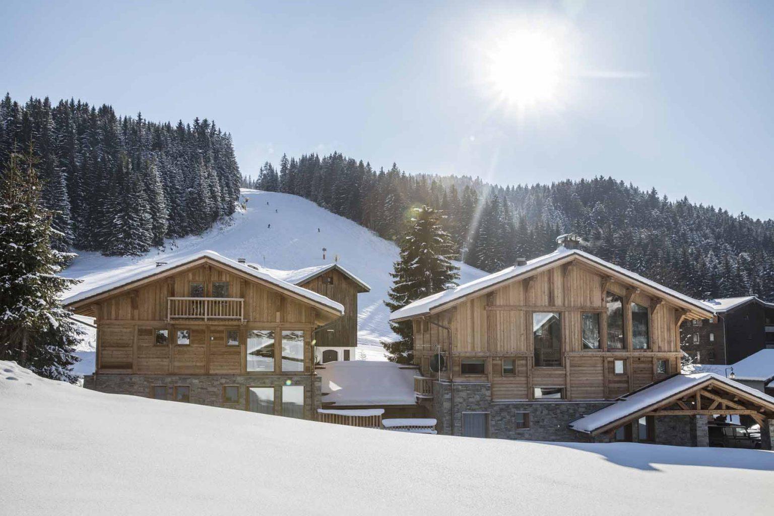 Jsons Ski in Ski Out Chalet