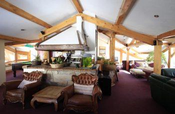 Eira Bar seating area