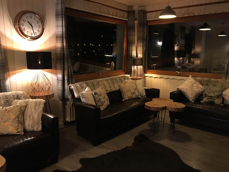 Renardiere Hotel Lounge
