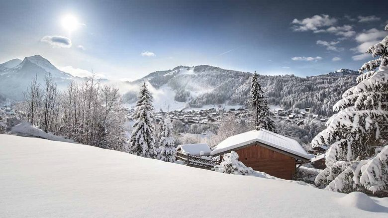 Renardiere winter morzine