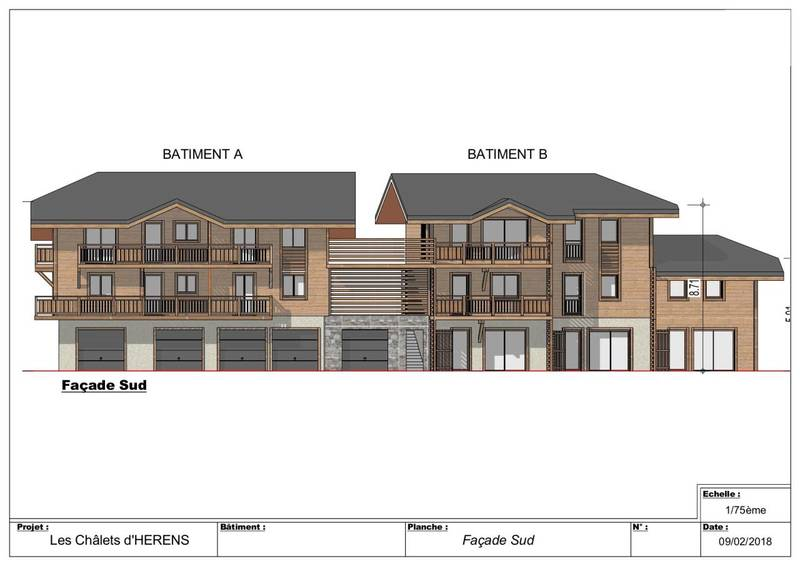 Herens development as Proposed
