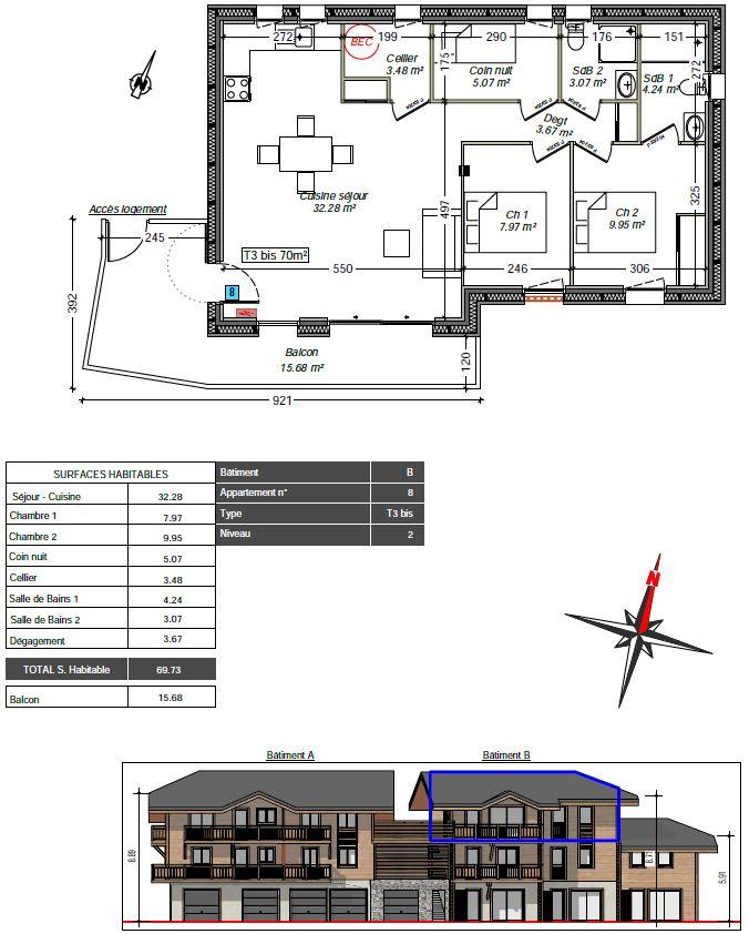 Herens appt 8 layout plan