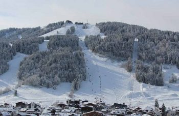 Morzine land for sale