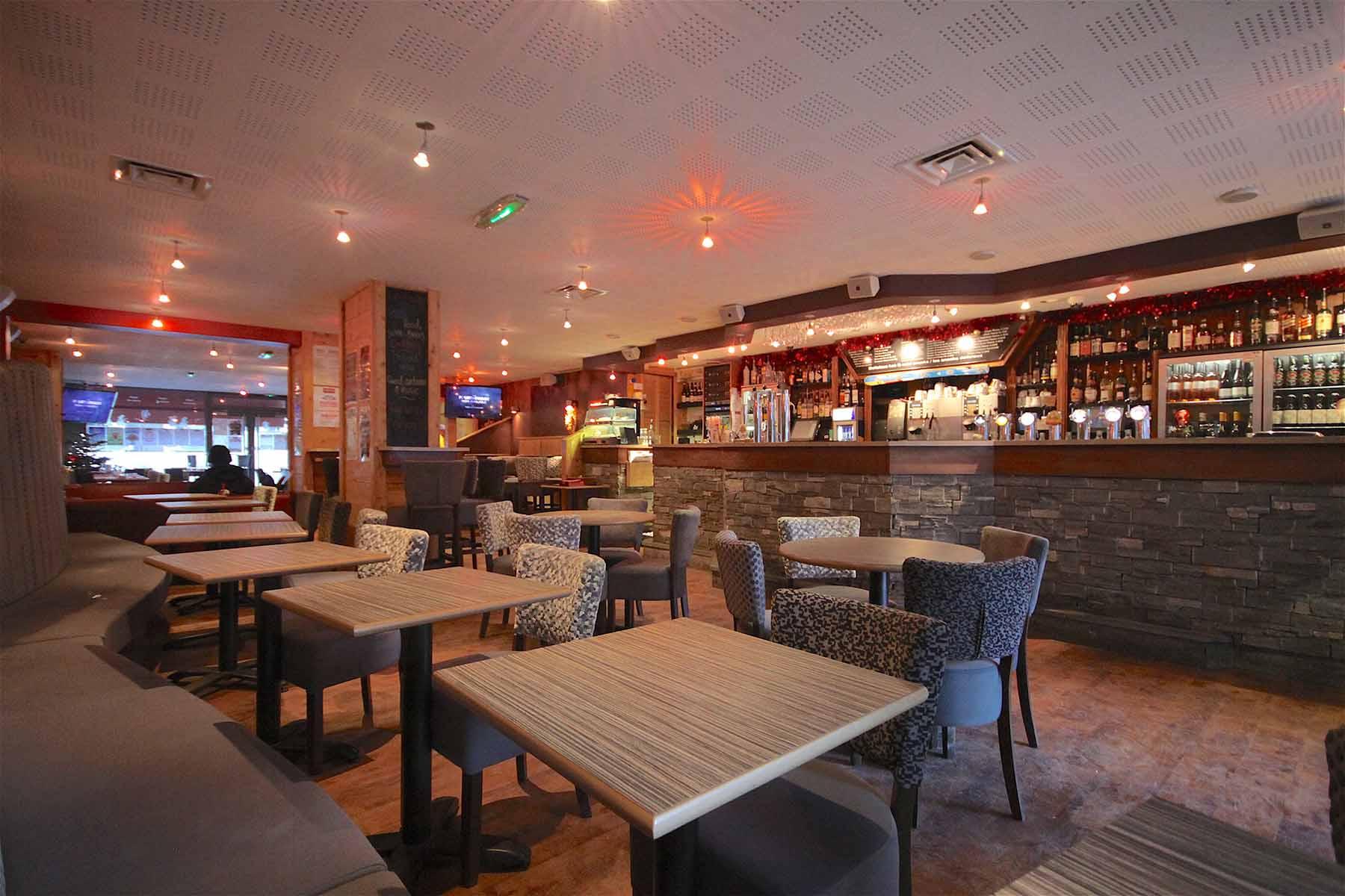 Rhodos Hotel Bar