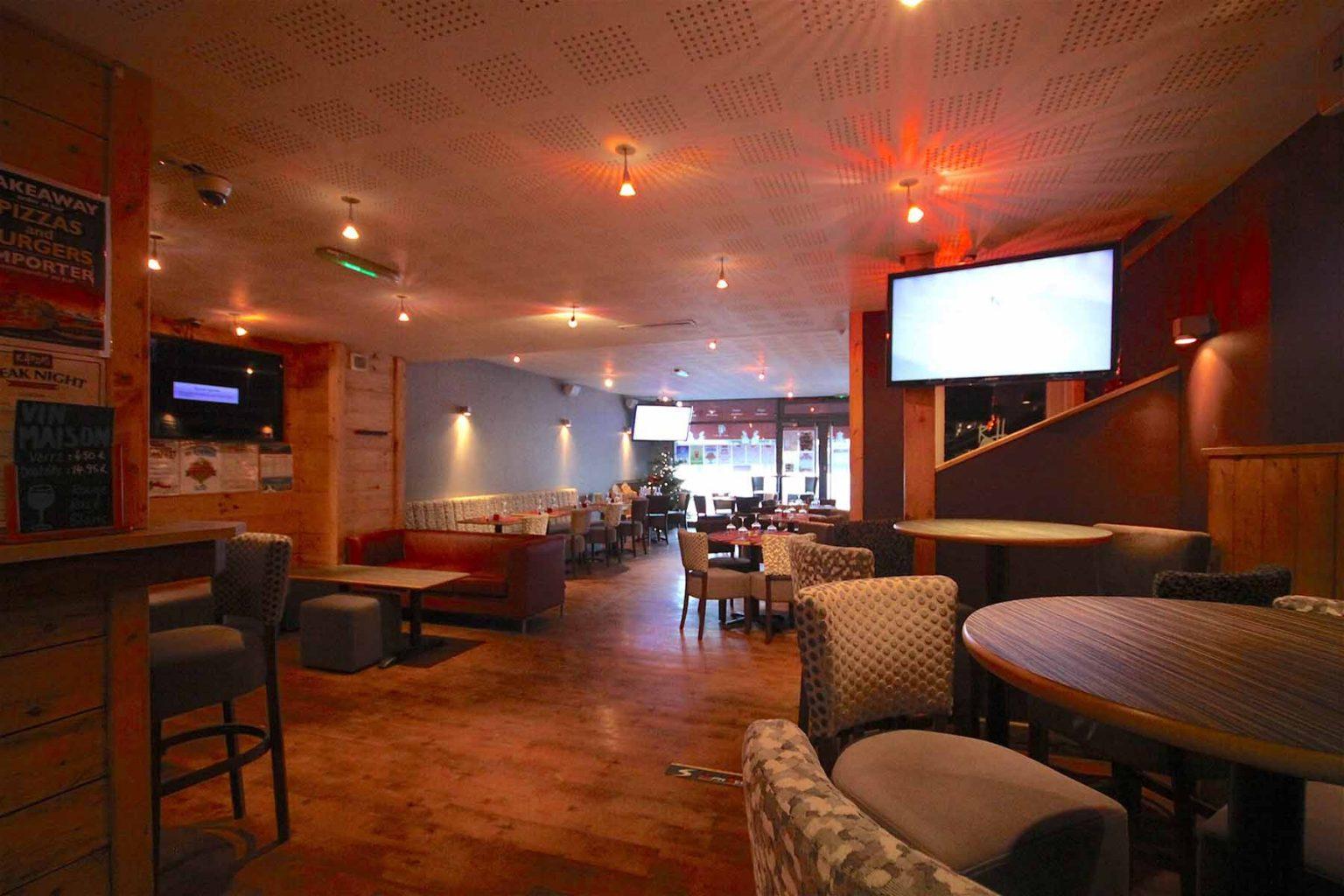 Rhodos Hotel Bar Seats