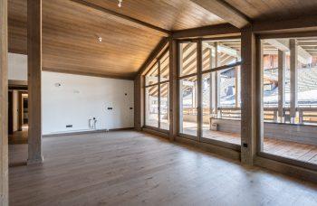 Le Vieux Chene Appts Example Penthouse Living Area