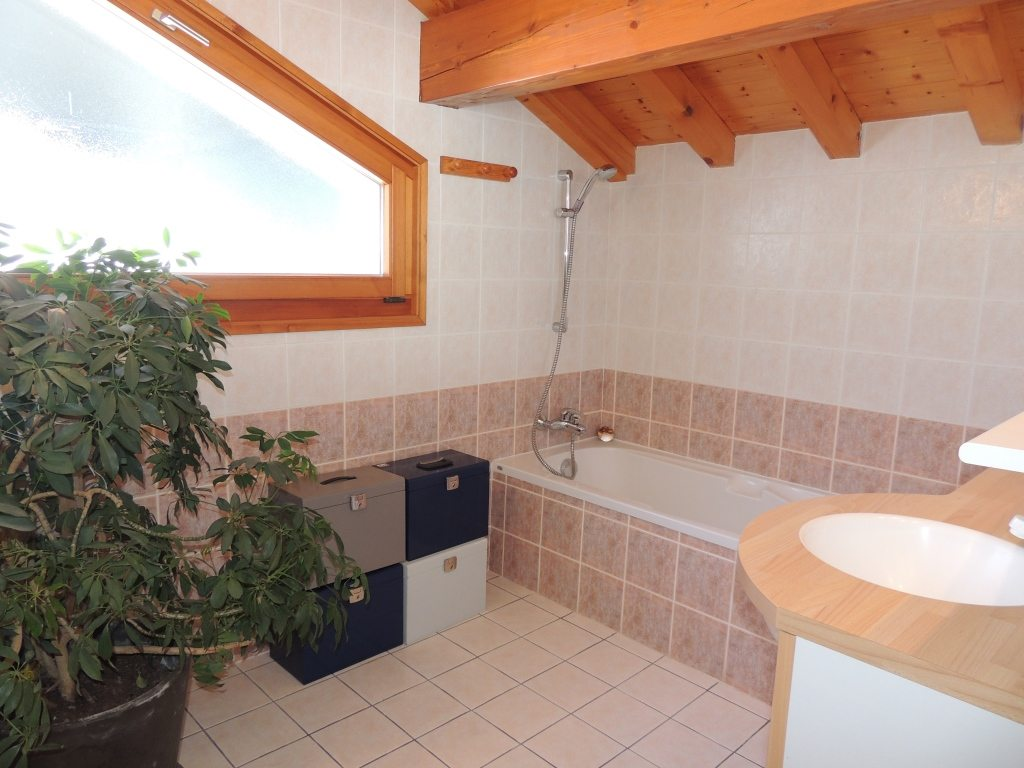 Turche Chalet Bathroom