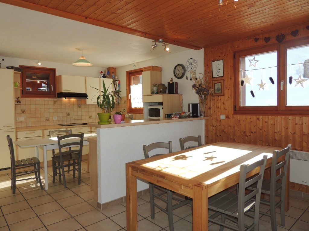Turche Chalet Dining Room