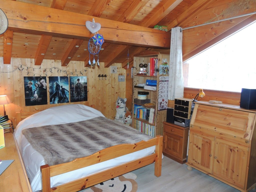 Turche Chalet Bedroom