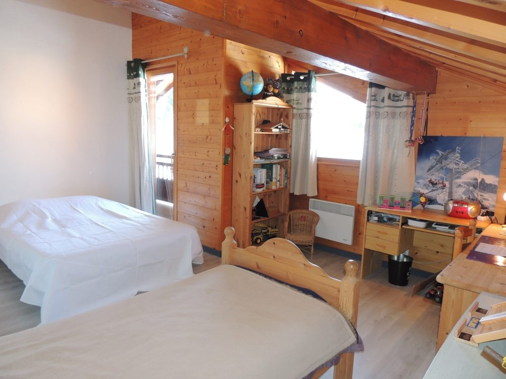 Turche Chalet Twin Bedroom