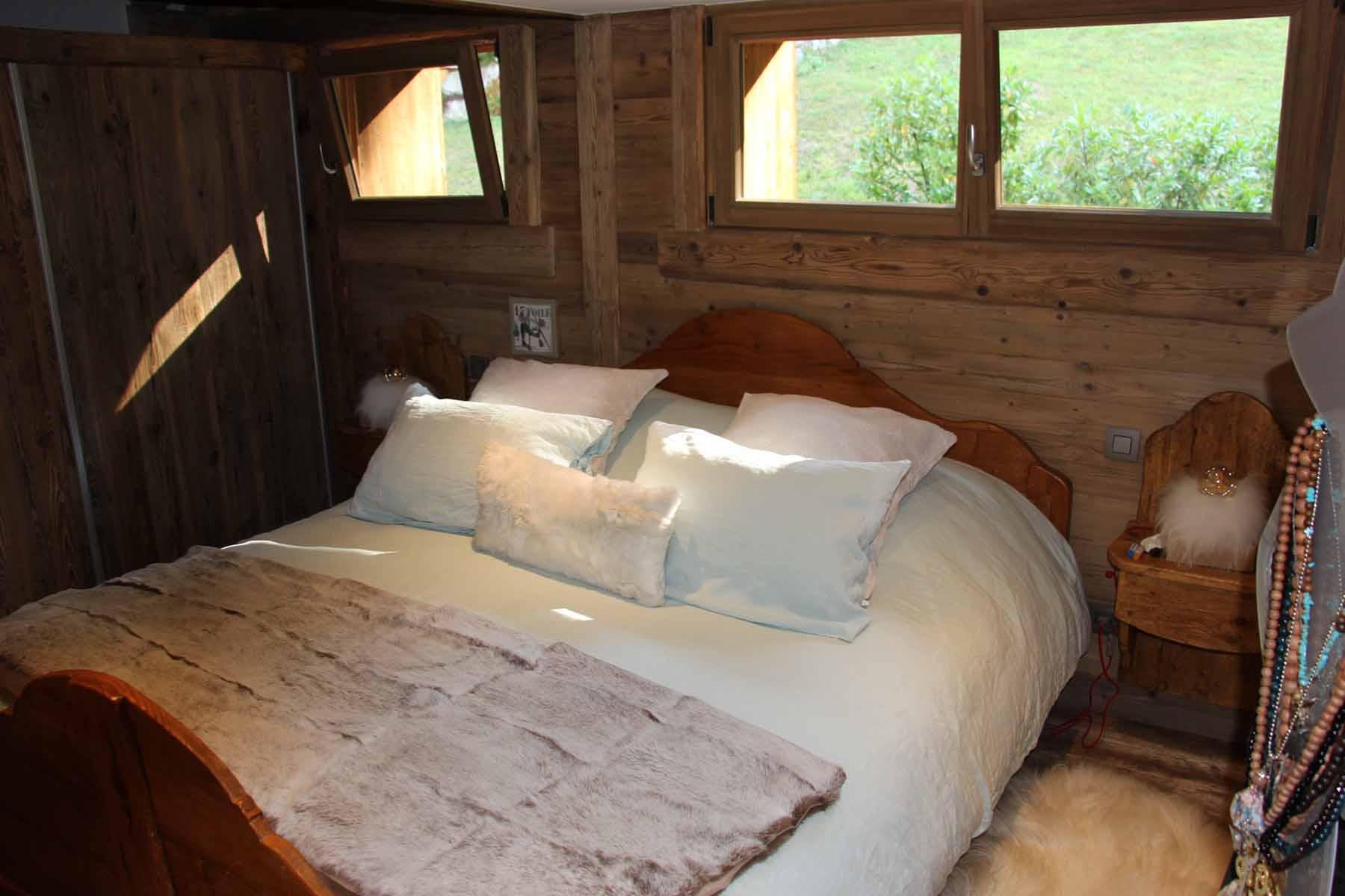 Chalet Vanchouke Bedroom