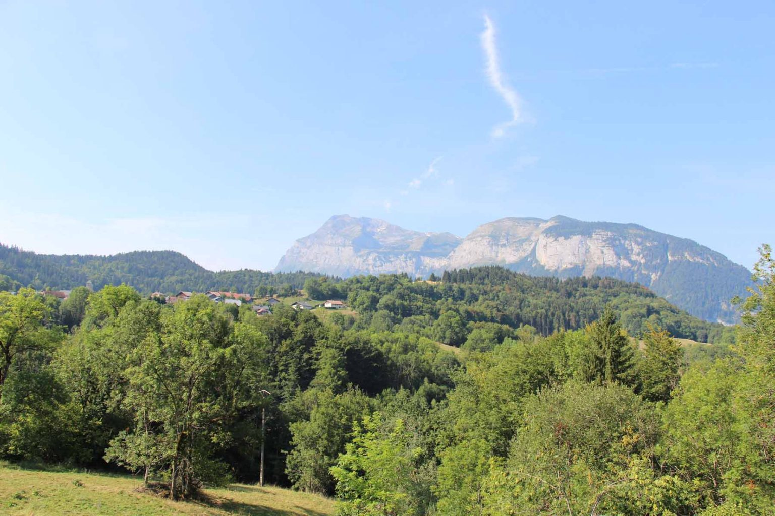 Chalet Vanchouke View