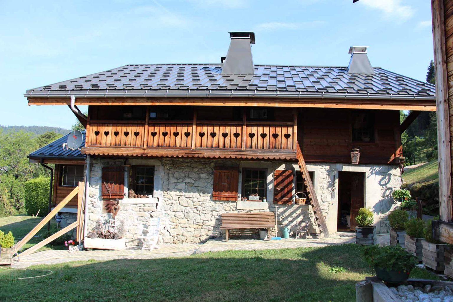 Chalet Vanchouke Exterior