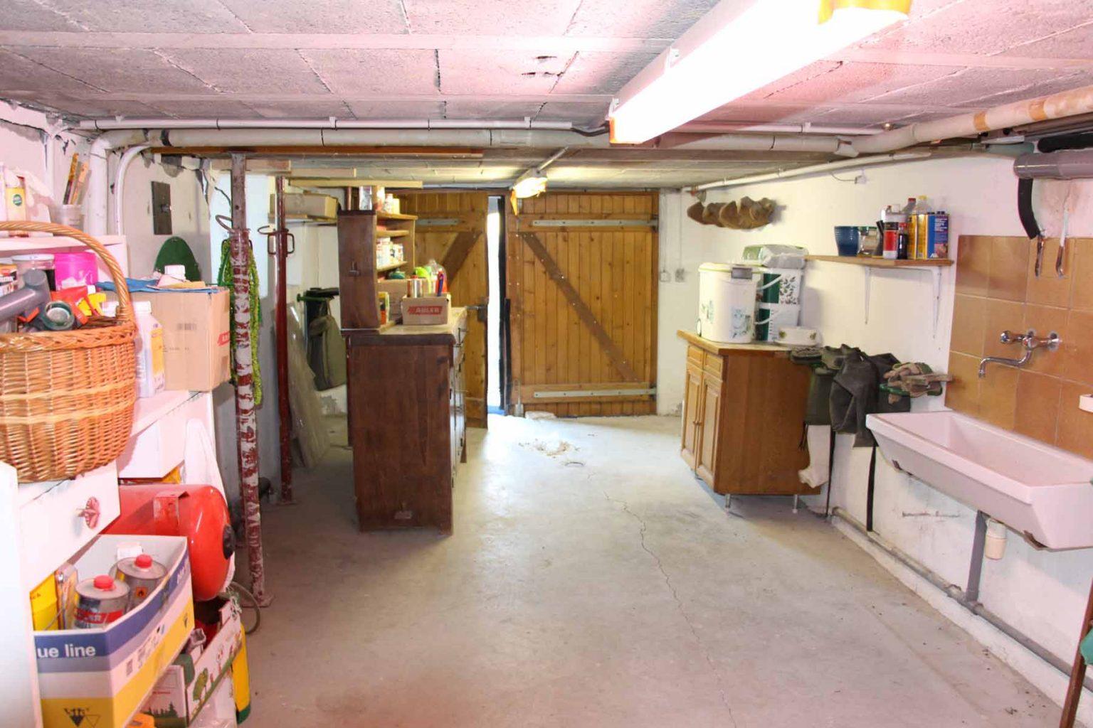 Chalet Vanchouke Garage