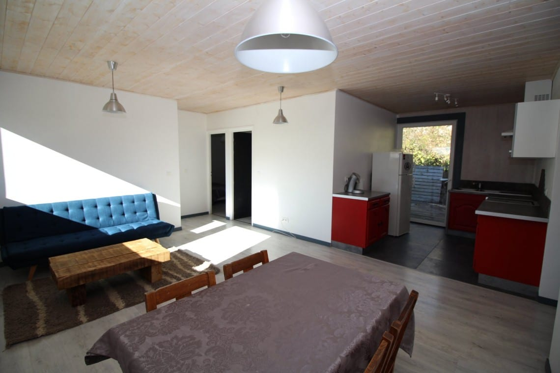 Onchets Appts Open Plan Living Area