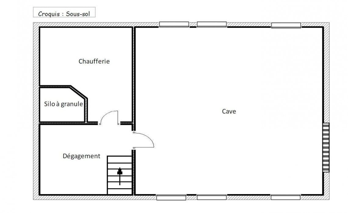 Onchets Appts cellar layout
