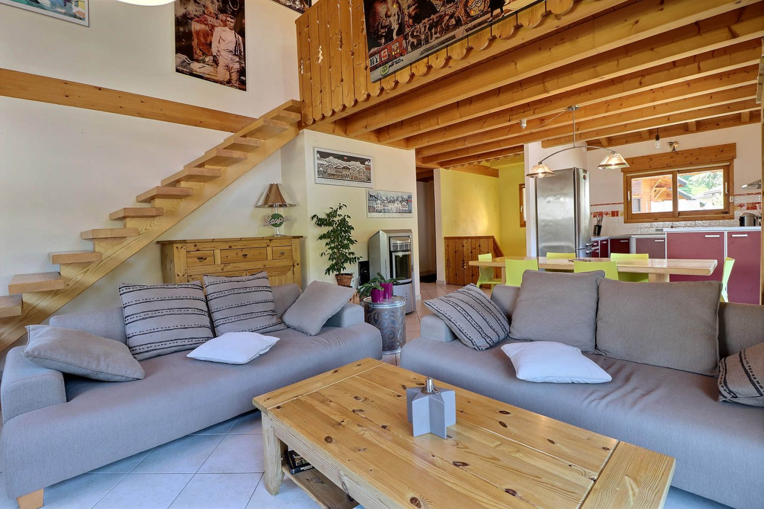 Chalet Gauthier Lounge