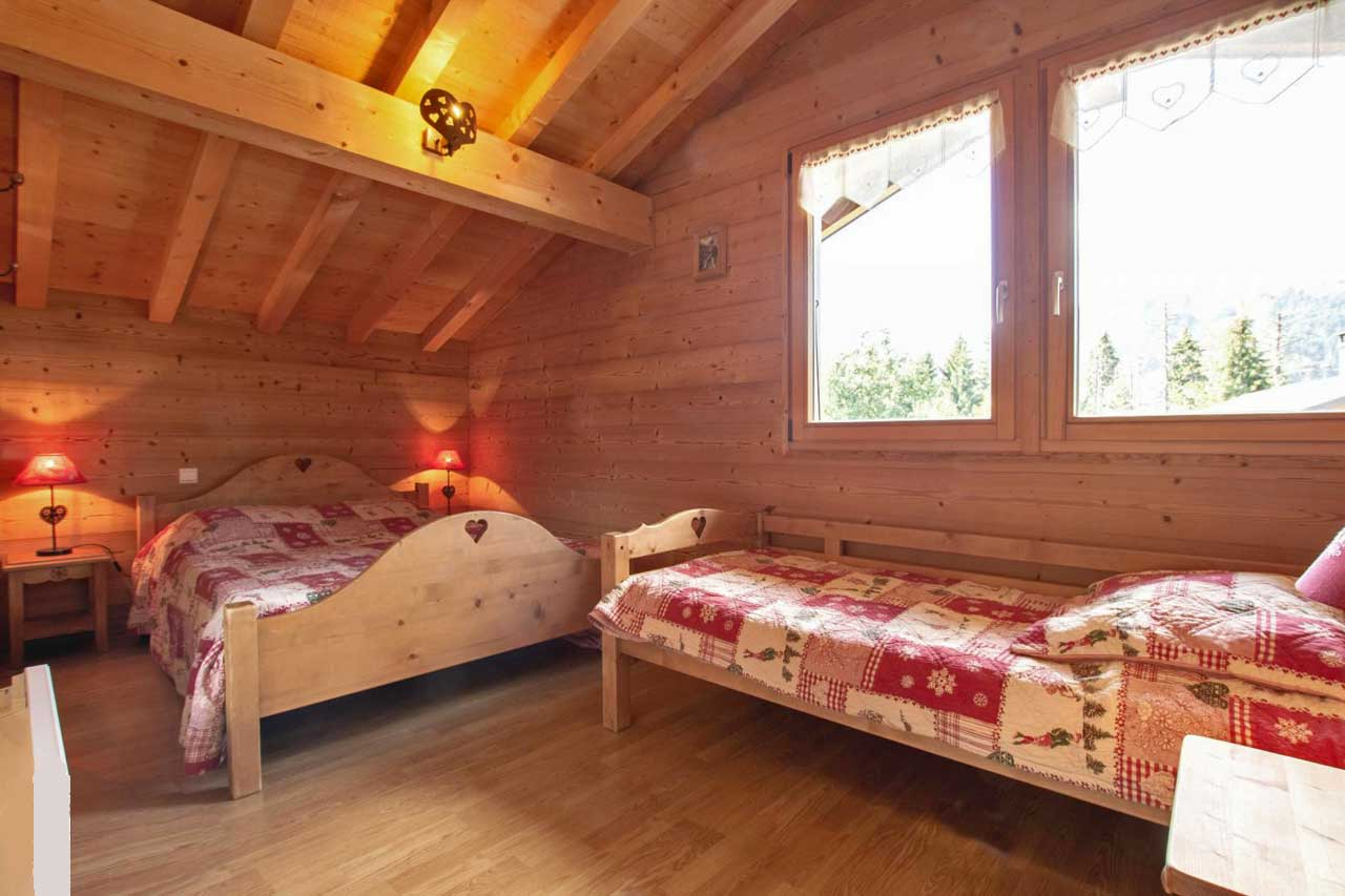 Chalet Renaissance Family Bedroom