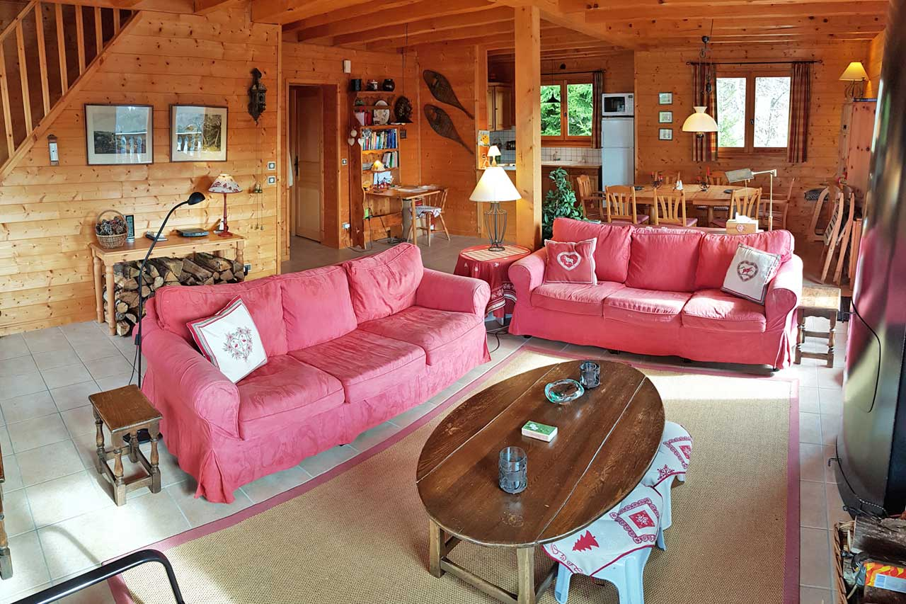 Chalet Magy736 Lounge
