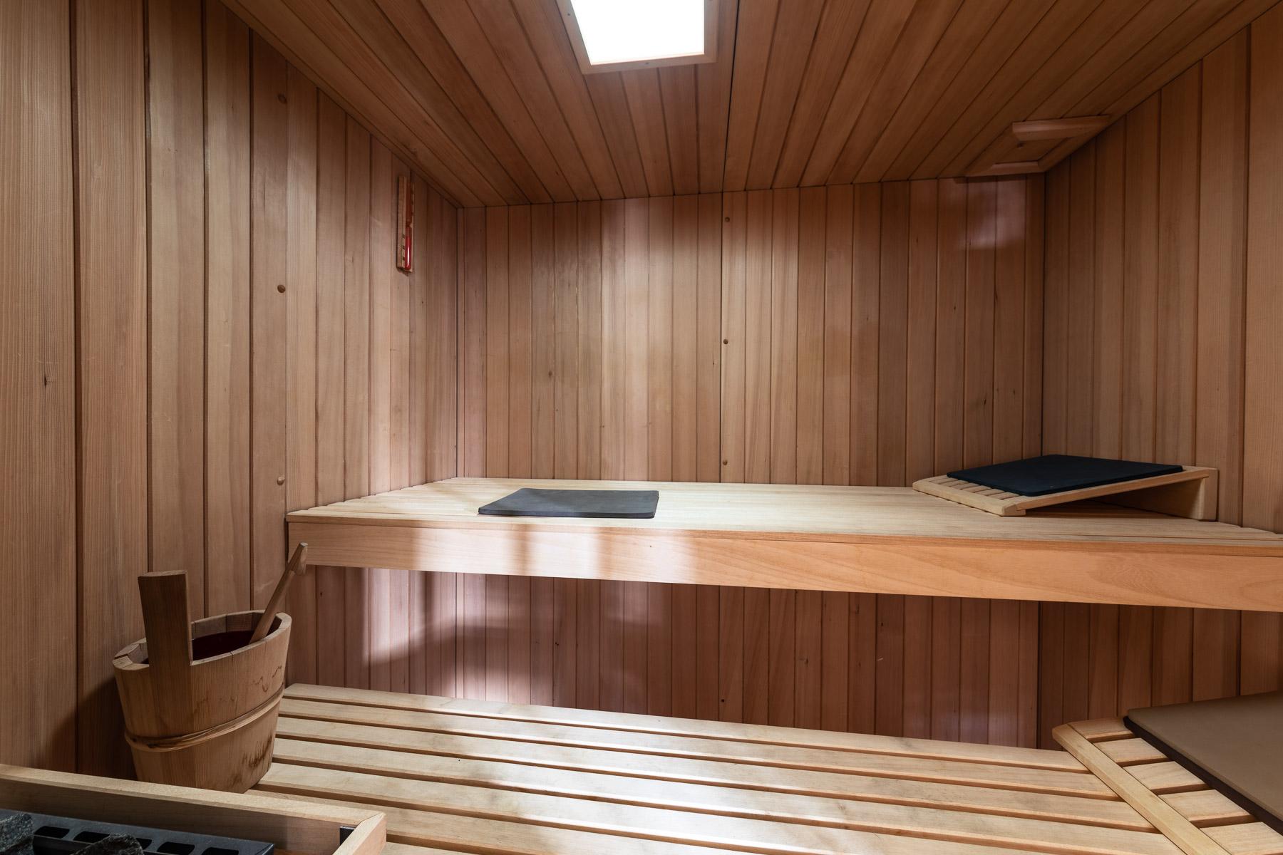 Omaroo 1 Sauna