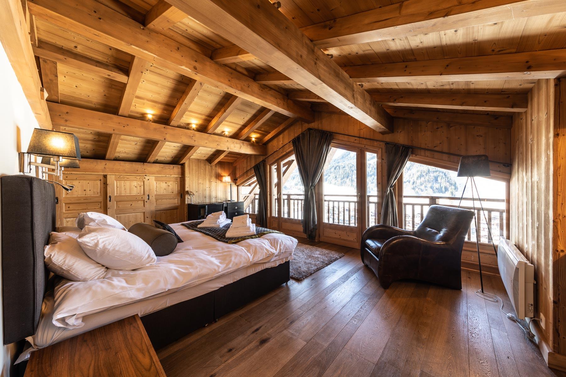 Omaroo 1 master suite views