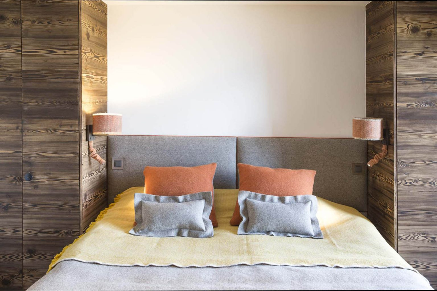 Domaine do Coudree Example Bedroom