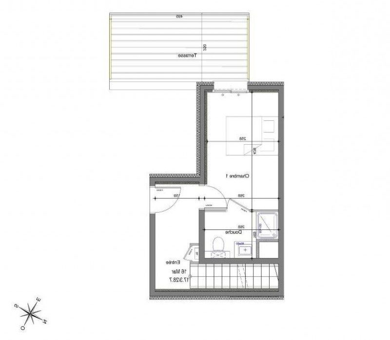 Dlodge C002 Floor plan 3