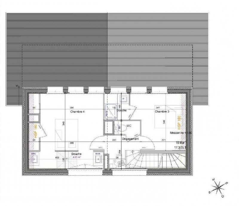 Dlodge C002 Floor plan 1
