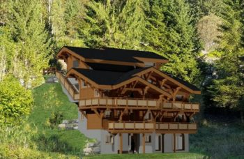Residence des Sources new chalet