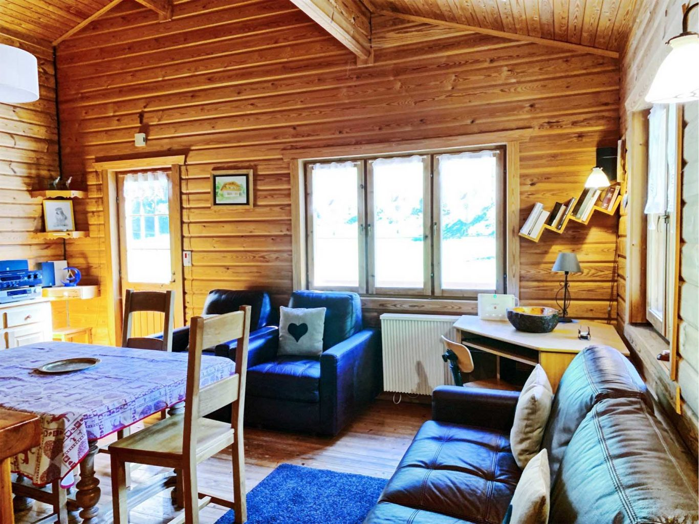 Montriond Chalet 1341 Lounge