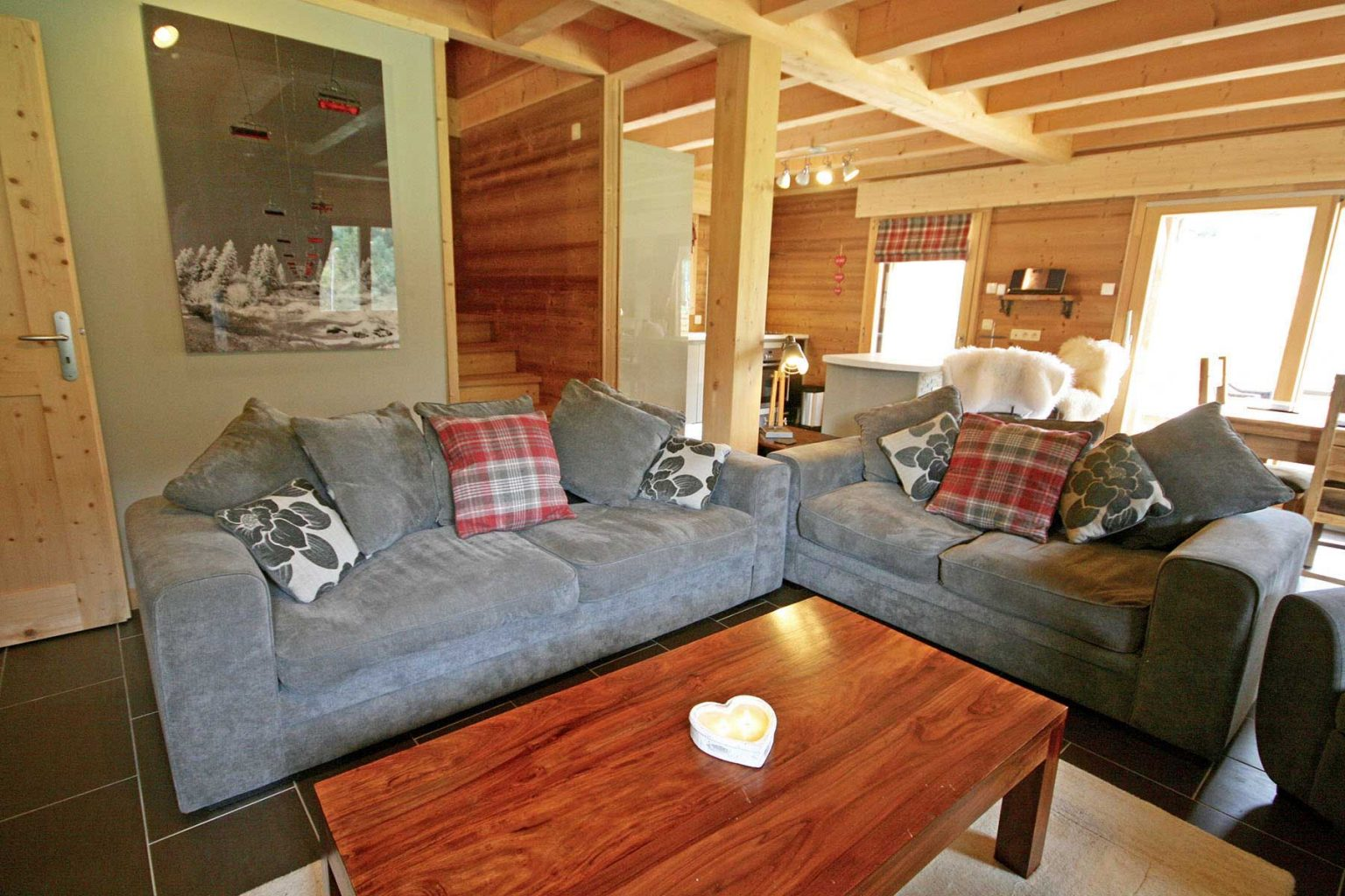 Perrieres chalet 758 Lounge