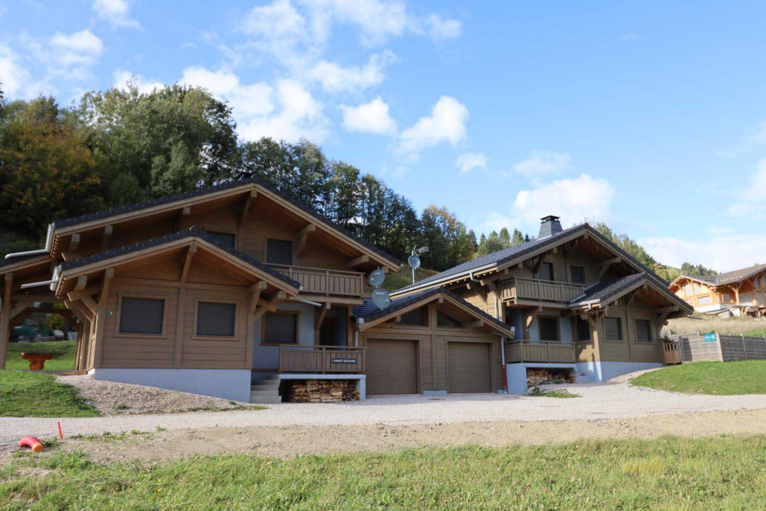 Perrieres chalet 758 Exterior