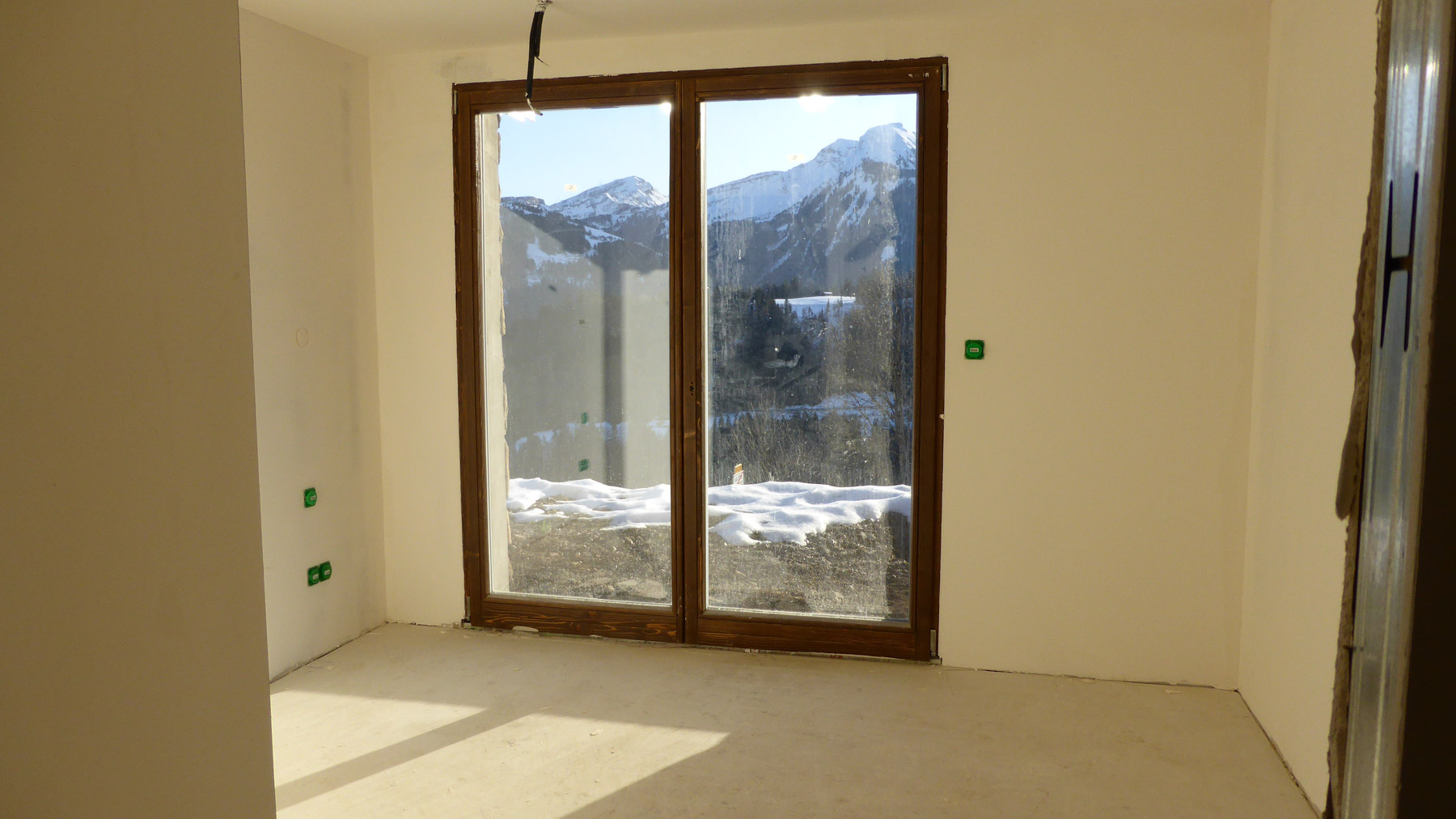Cote MH New Chalet Bedroom