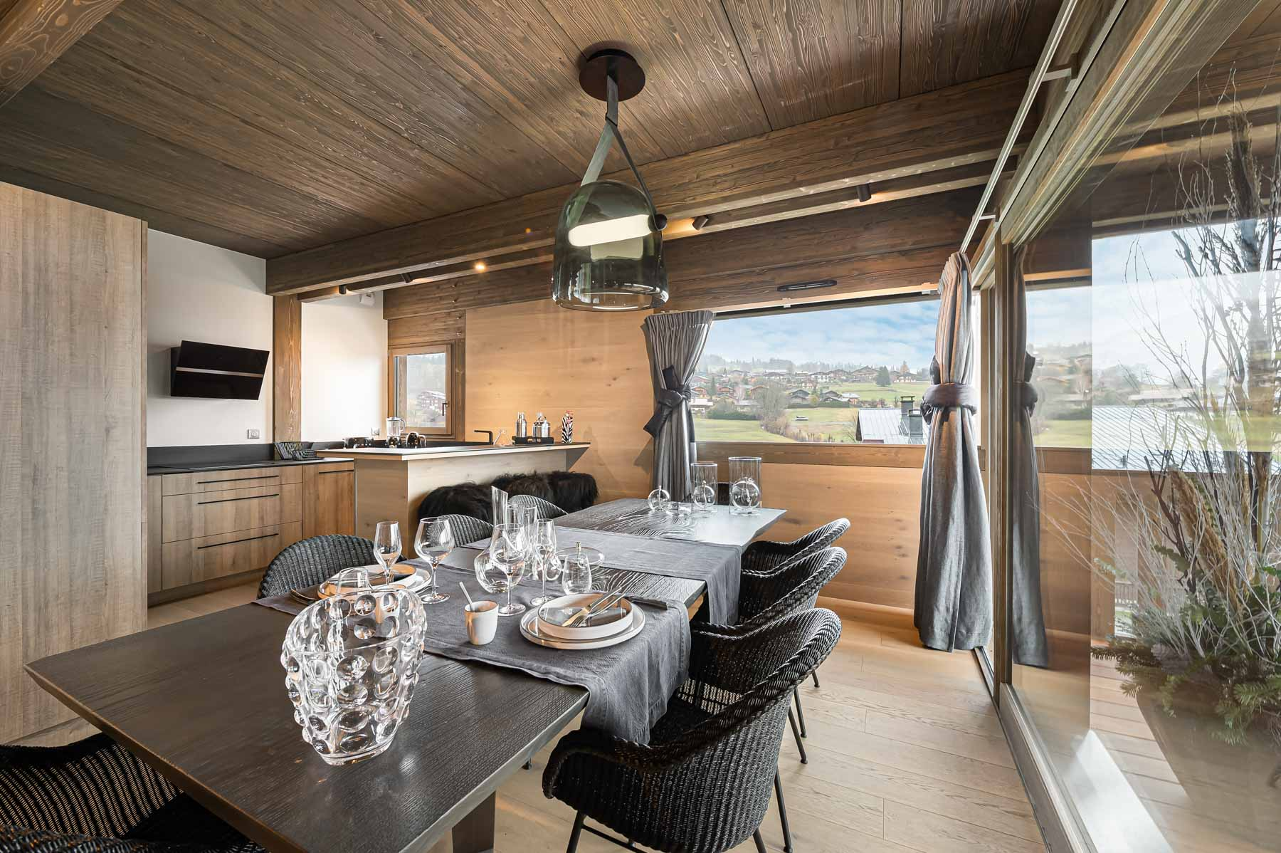 Bettex Chalet Example Lounge