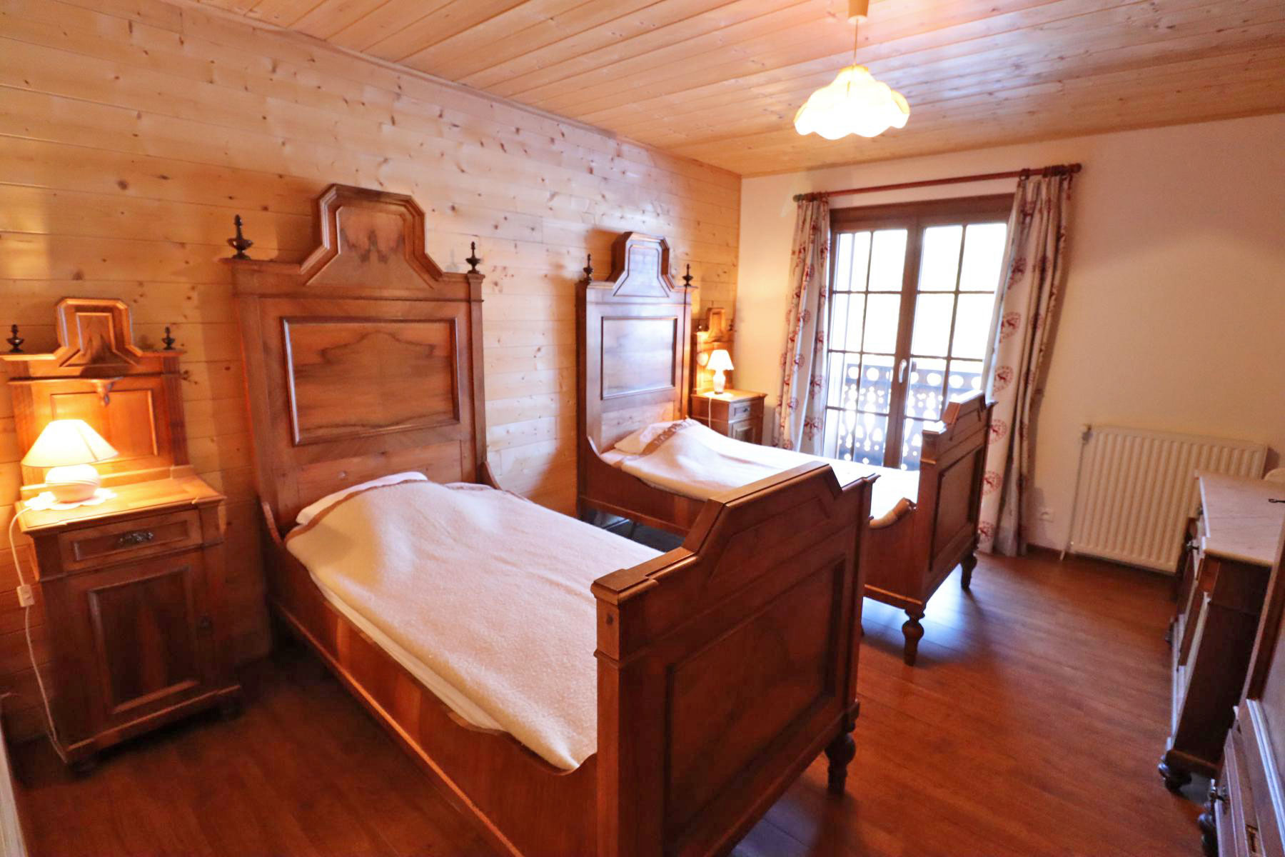 Pré farm Twin Bedroom