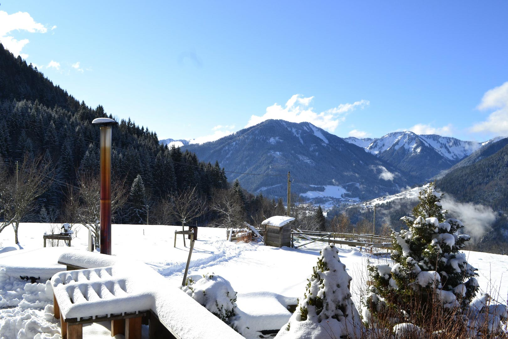 Chalet Alania View