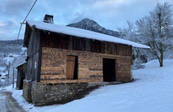 Mazot Farm 489 Facade