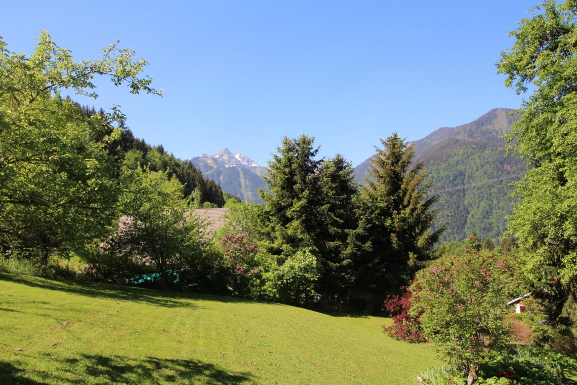 Chalet Wisteria View