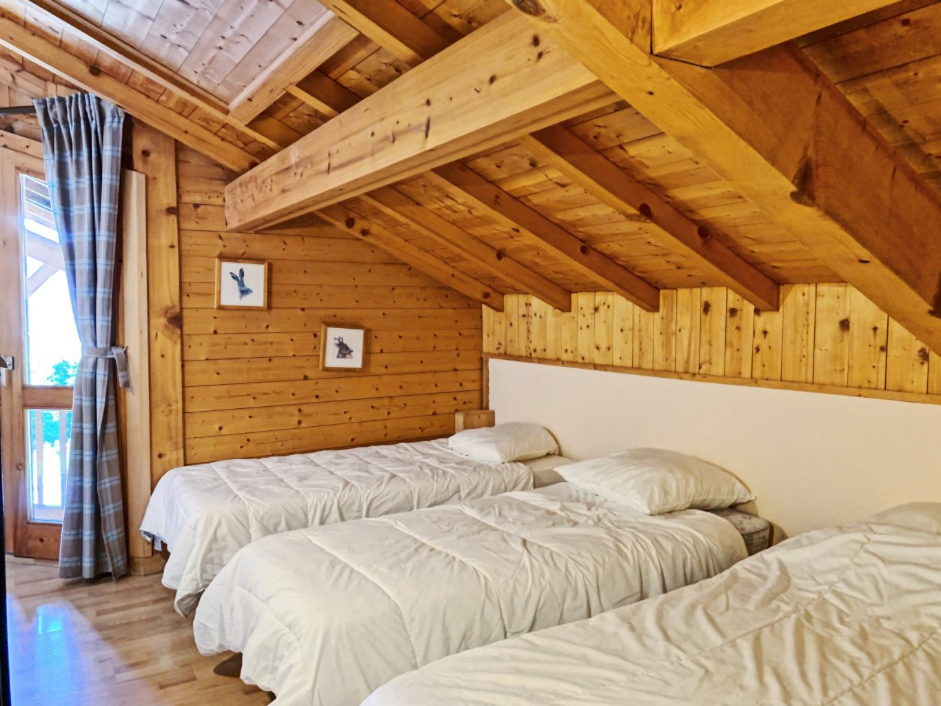 Chalet Replan Twin Room