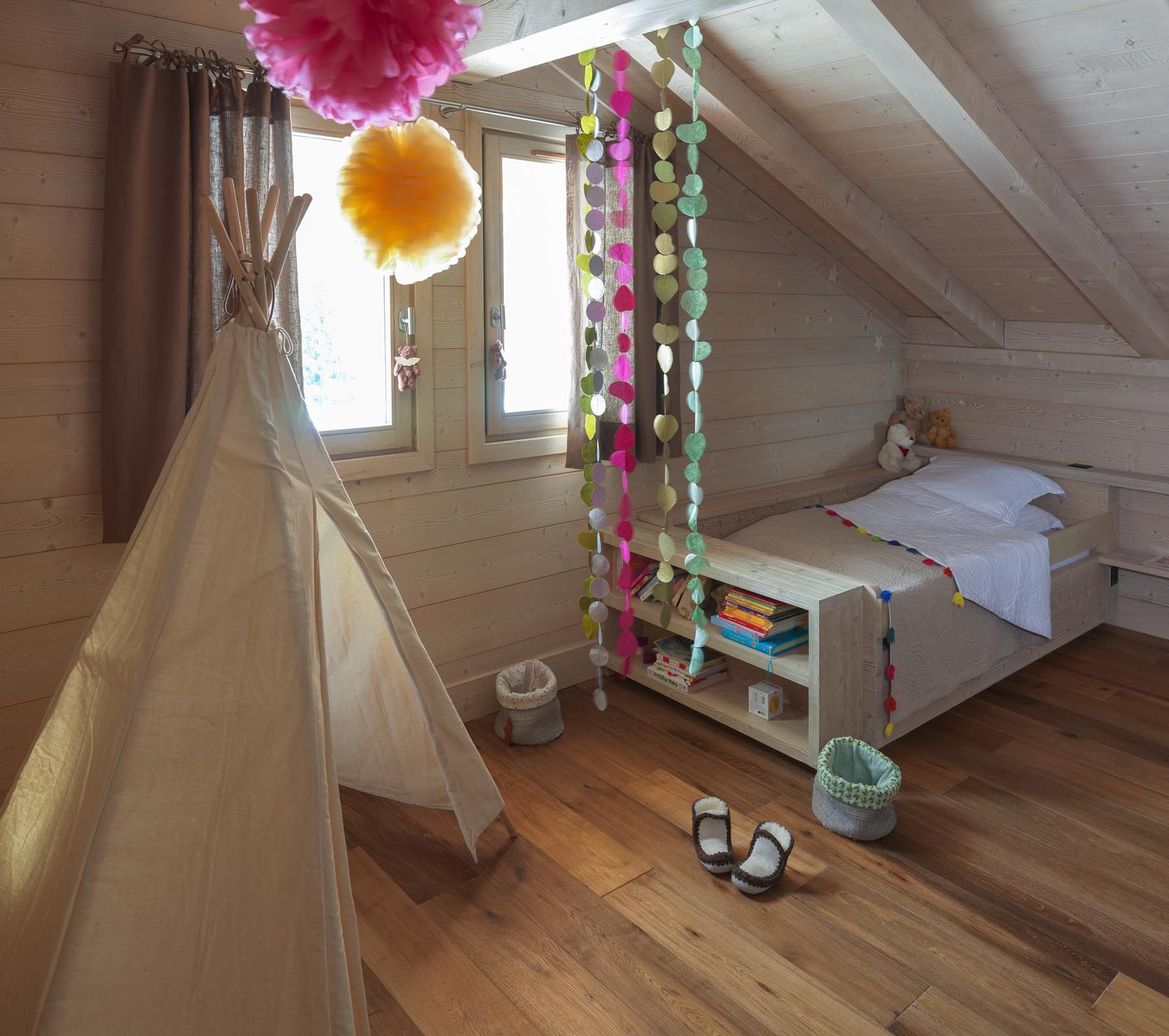 Jardins d'Aimone Kids Bedroom