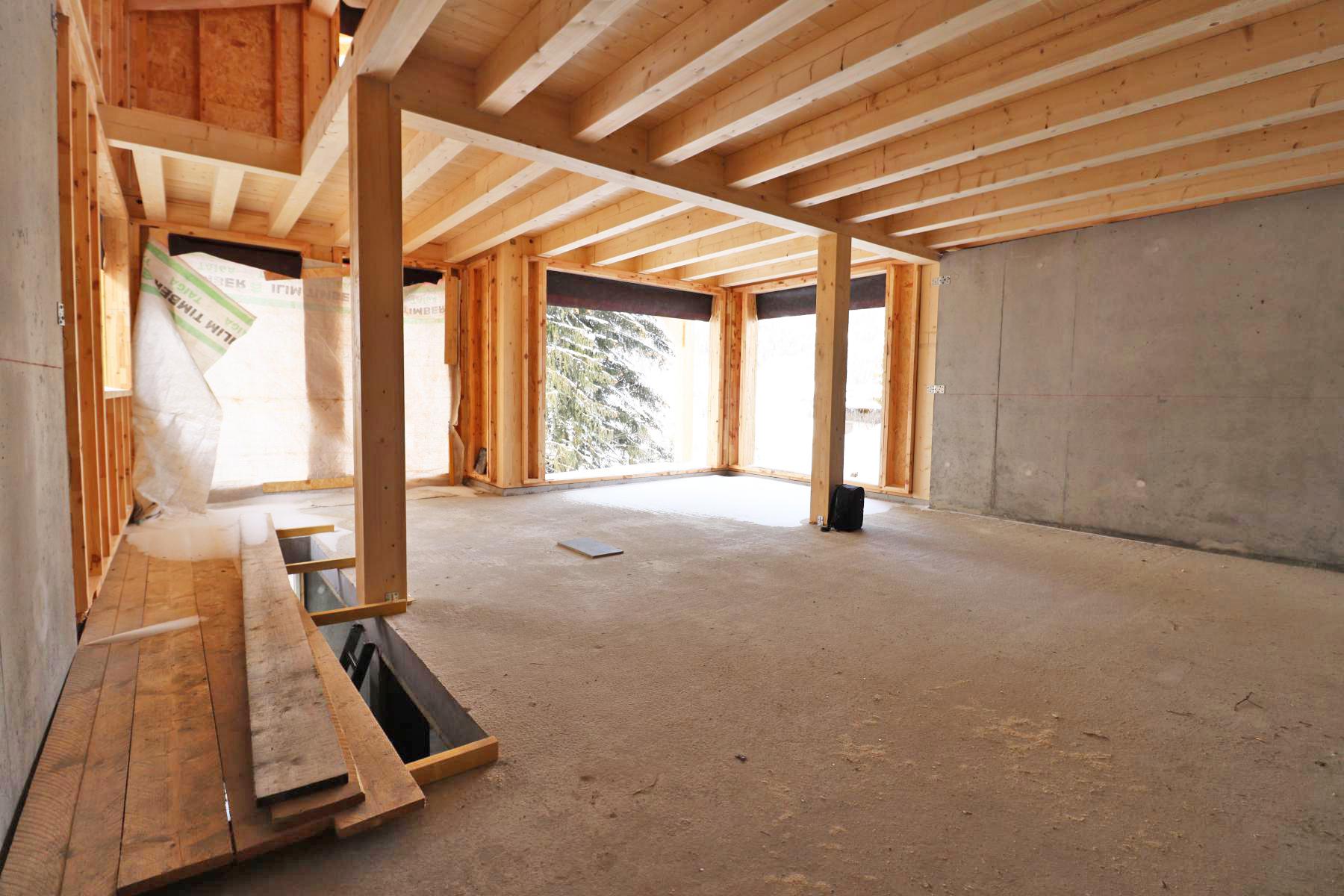 Chavannes new build 796 Garage