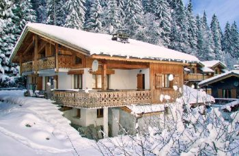 Chalet 1243 in Snow