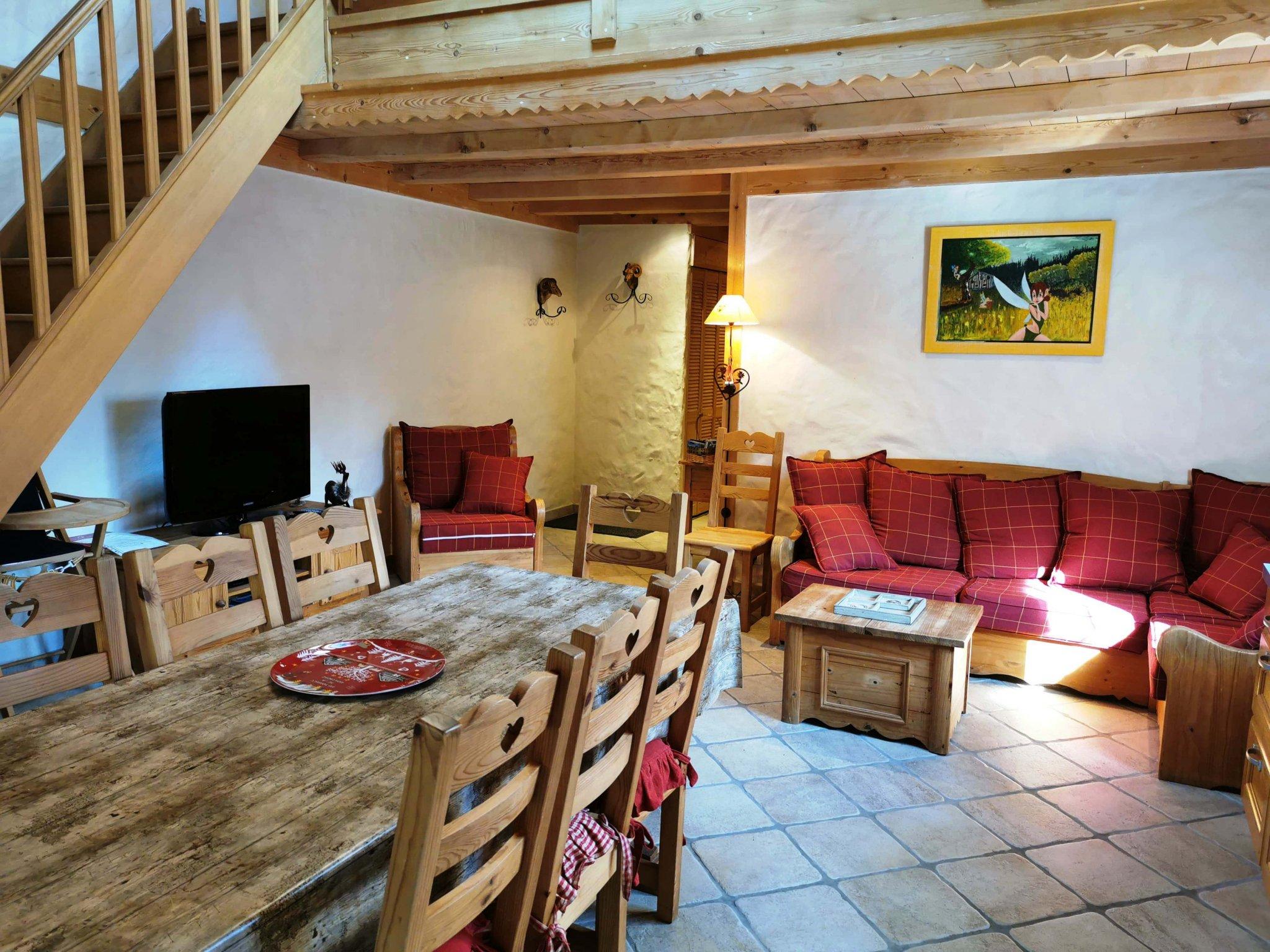 Perrieres Farm Apartment 1392 Open Plan Lounge
