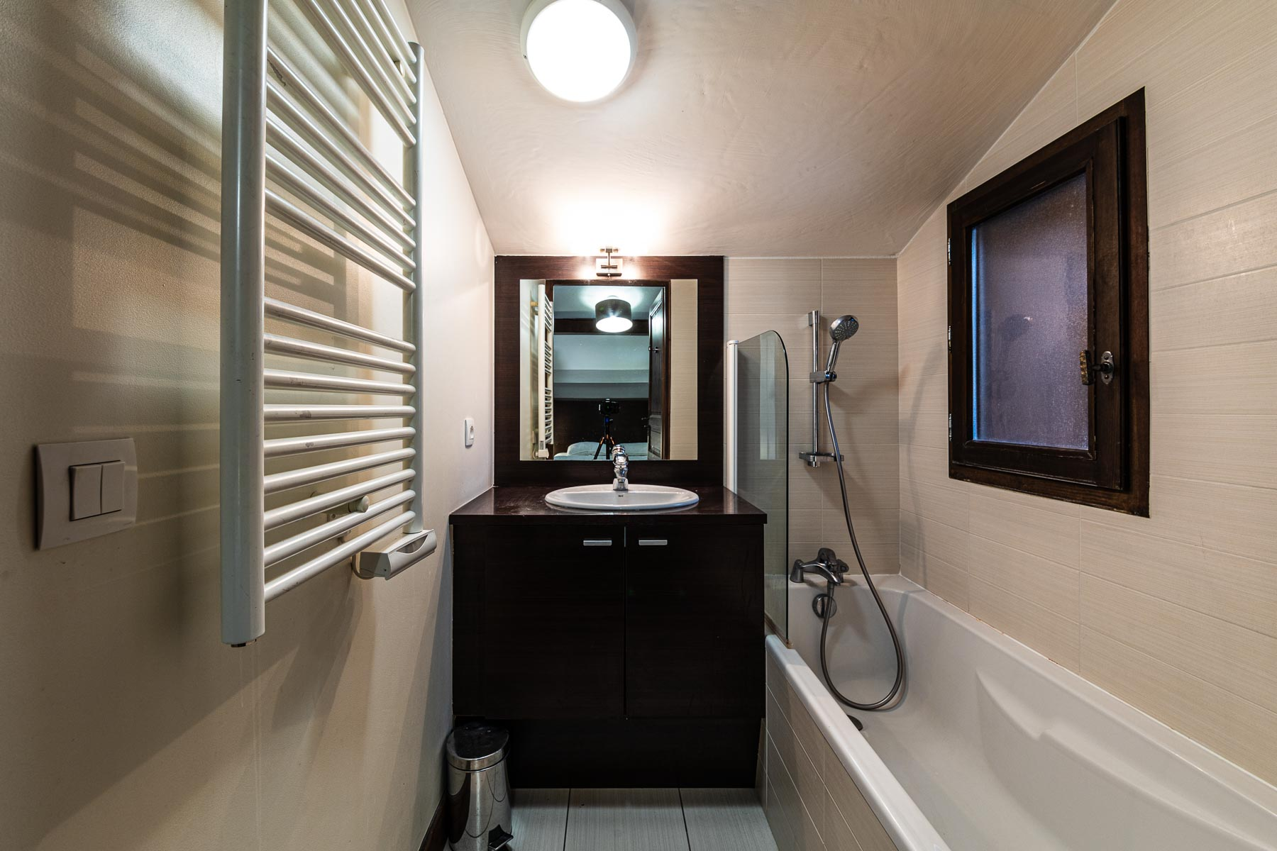 Ferme Emiguy Chalet 6 Bathroom