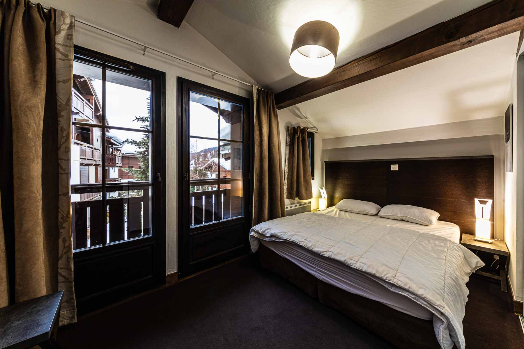 Ferme Emiguy Chalet 6 Master Bedroom