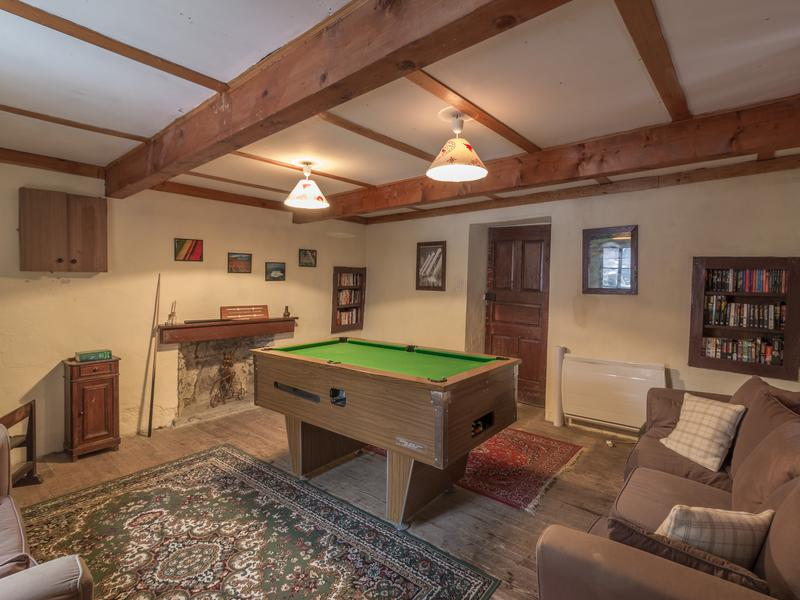Moussiere Town House Games Room
