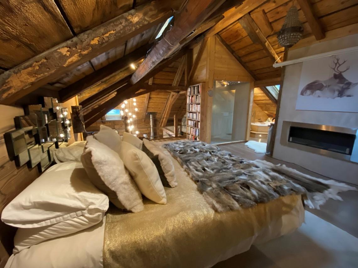 Martinets Duplex Appt Dunc Master Bed