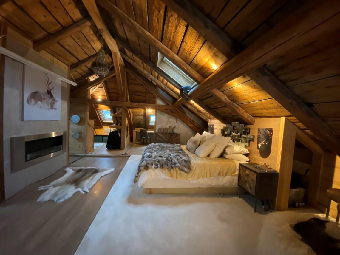 Martinets Duplex Appt Dunc Master Bedroom